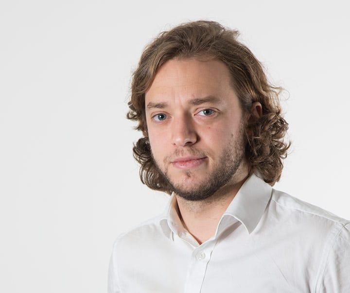 Adam Moore GIS Analyst