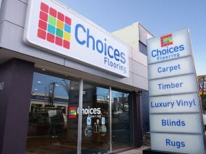 Choices floor store